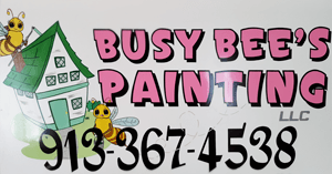 Busy Bee Painting