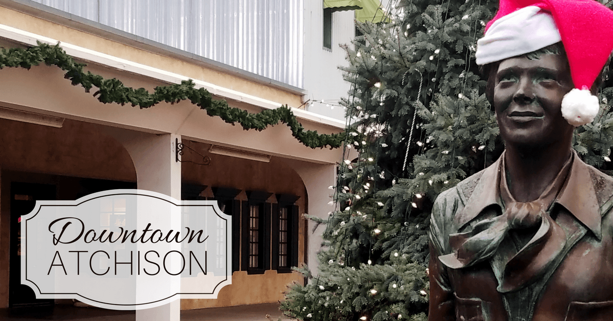 15 reasons Downtown Atchison is the perfect Christmas shopping destination