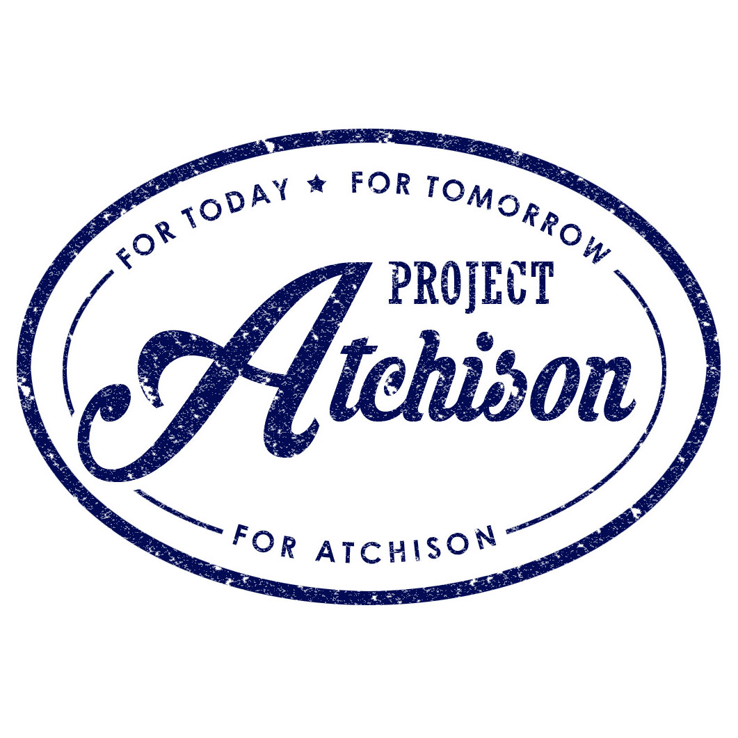 ProjectAtchison Logo BLUE square