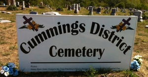 Cummings District Cemetery